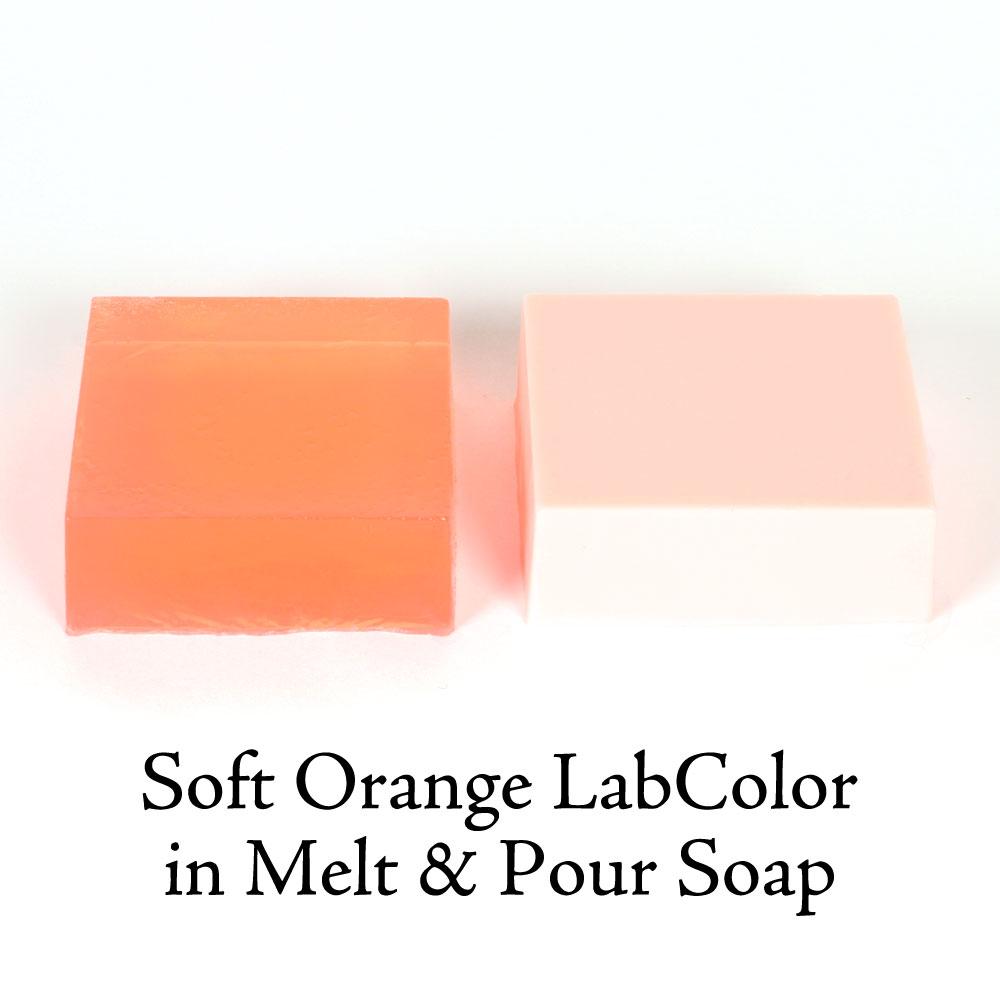 Soft Orange Color Soft Orange High Ph Labcolor