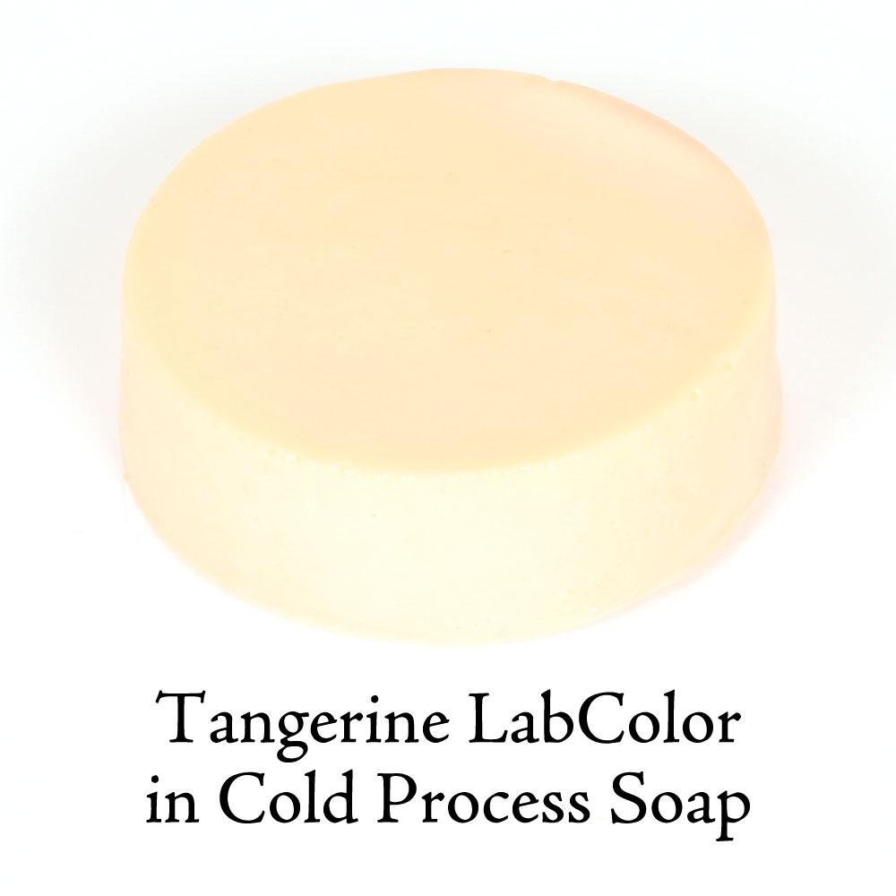 Tangerine LabColor