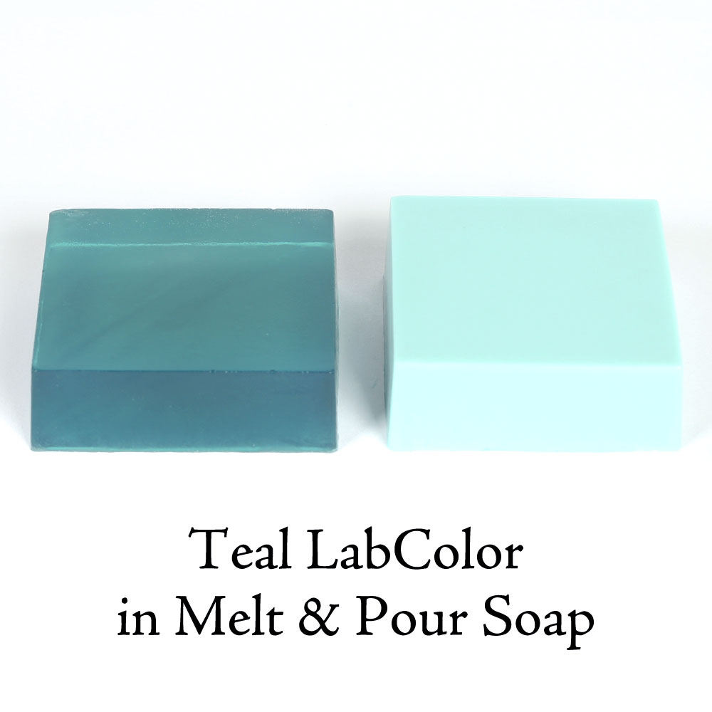 DISCONTINUED -Teal Low Ph LabColor