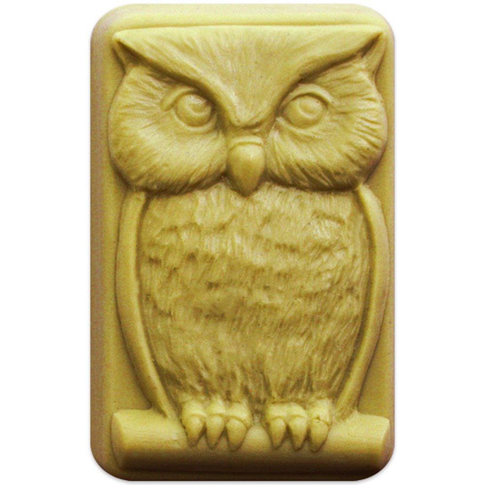 Owl Soap Mold