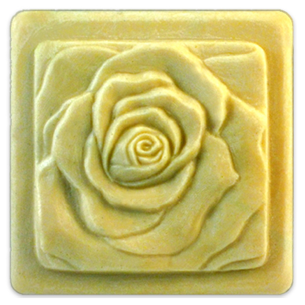 Rose Tile Mold