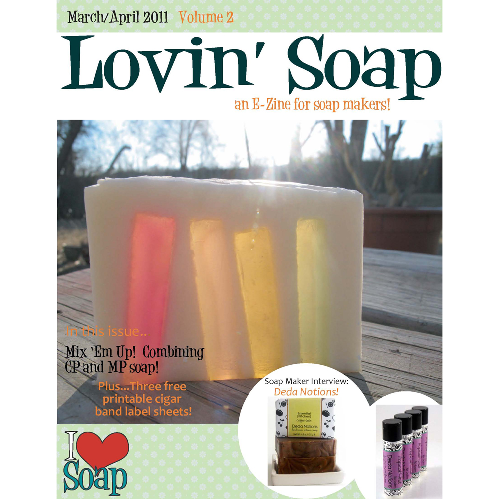 Lovin' Soap E-Zine, Vol. 2