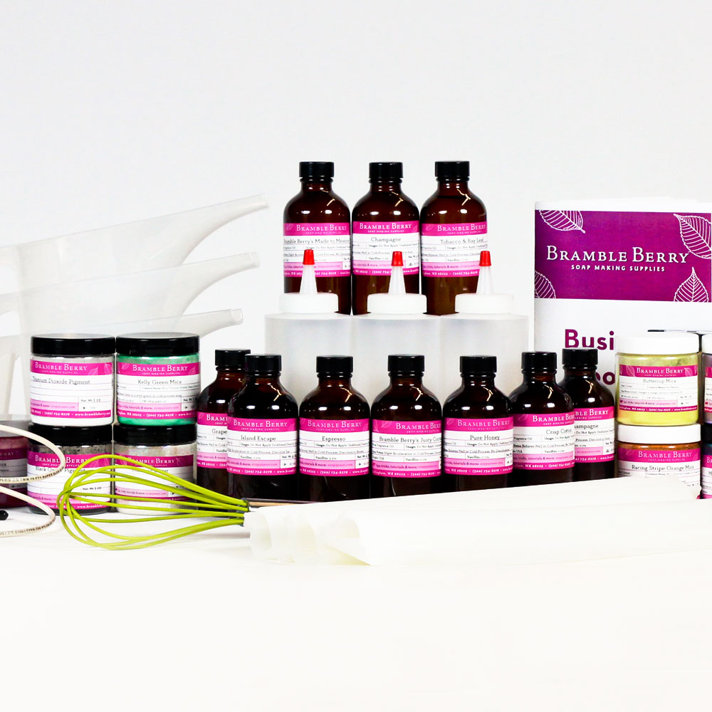 Soapmaker's Super Sampler & Business Kit