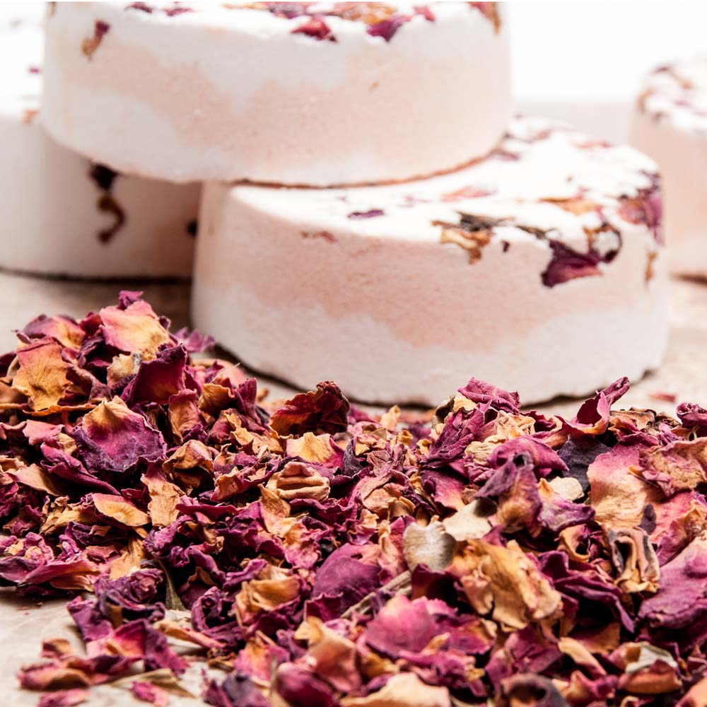 Handmade Beauty Box Cocoa Butter Bath Bombs
