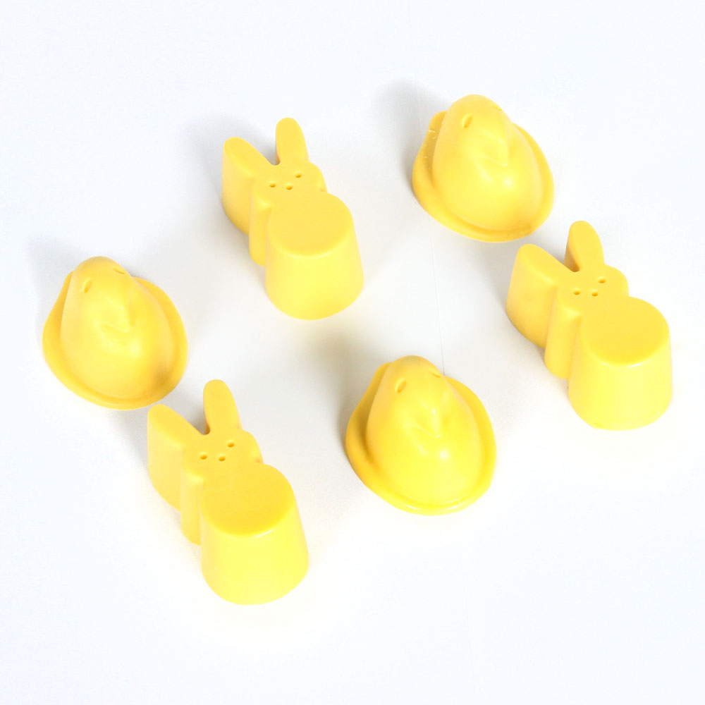 Chicks and Bunnies Silicone Mold