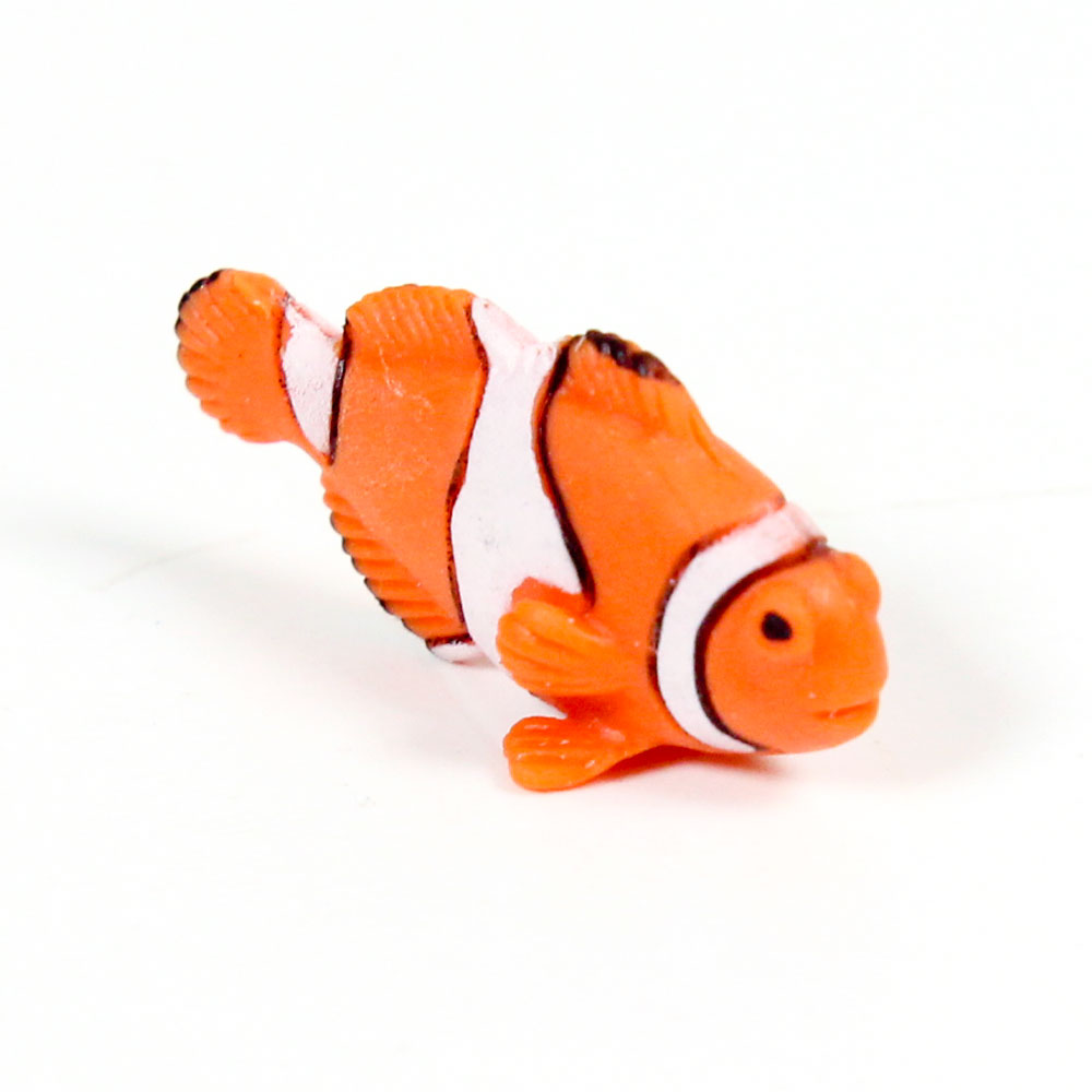 Mini Clownfish Toy