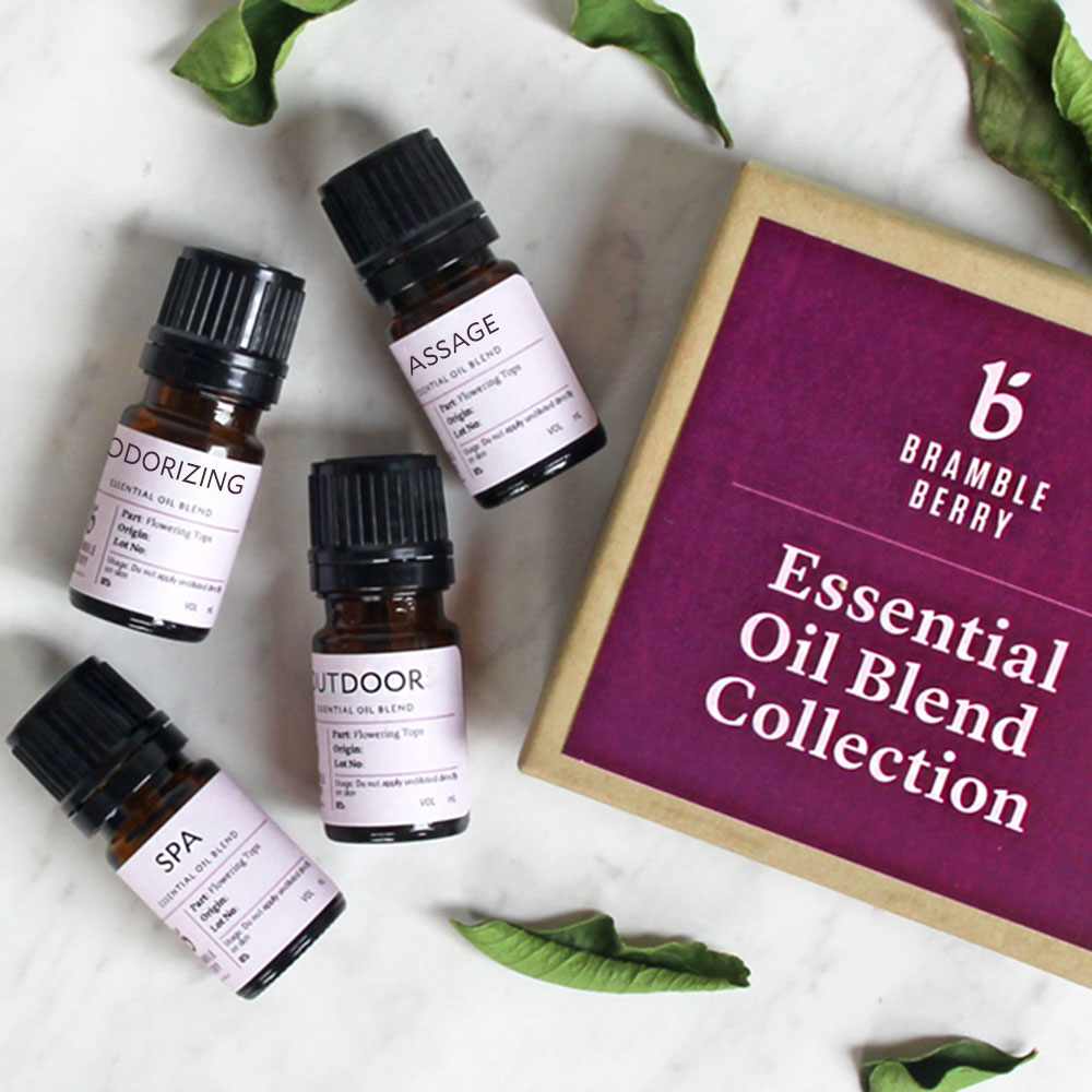 Essential Oil Blend Collection