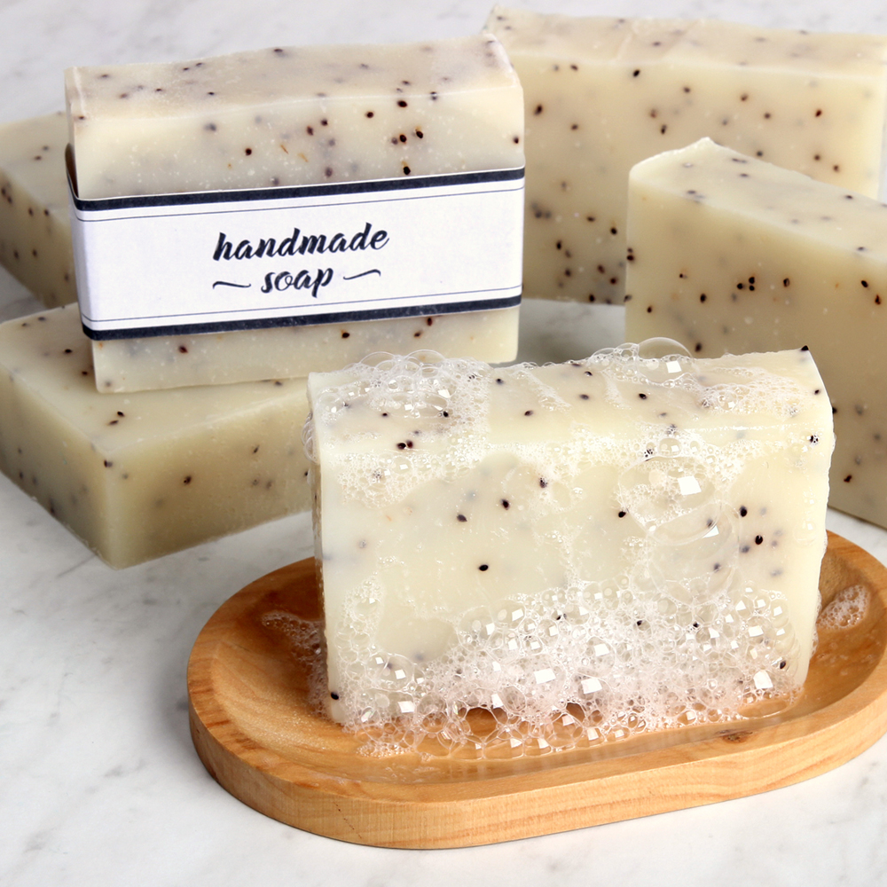 Exfoliating Handmade Soap Kit