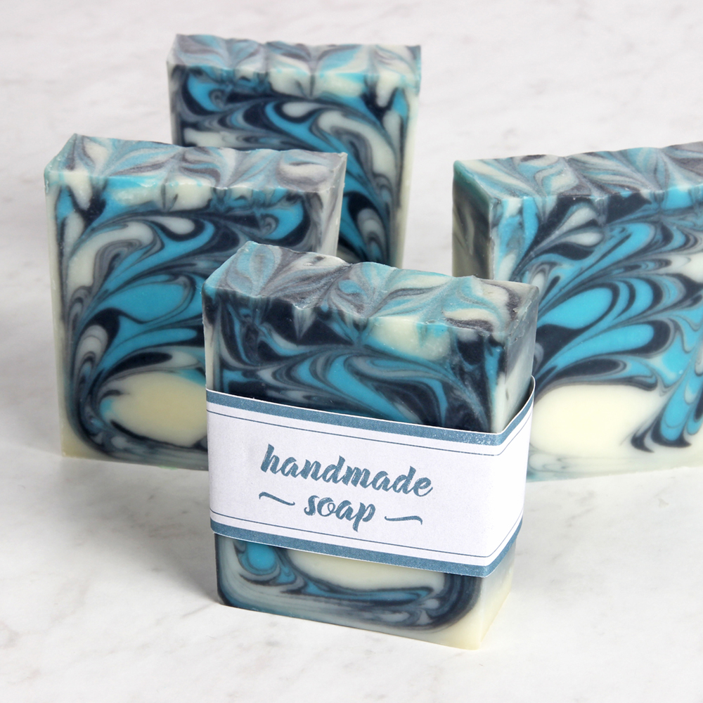 Swirl Handmade Soap Kit