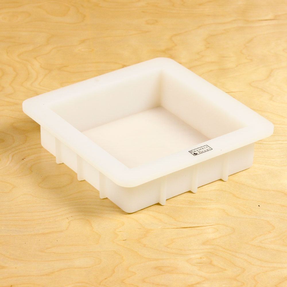 """6"""" Silicone Slab Mold"""