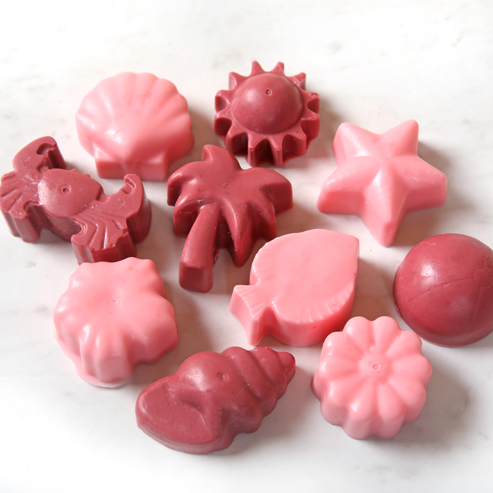 Petite Bendy Beach Soap Mold