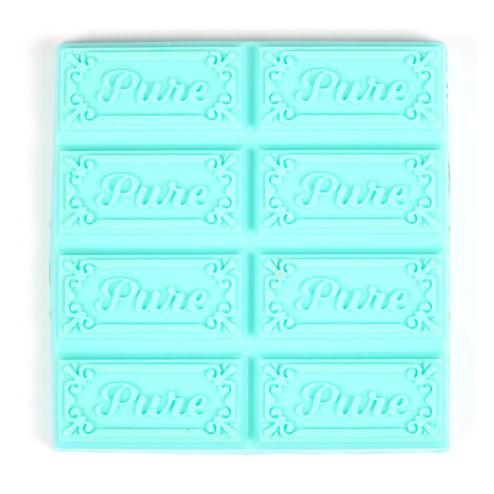 Pure Soap Silicone Tray Mold