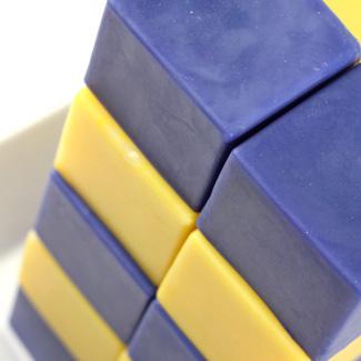 Crazy For Cubes Soap Kit