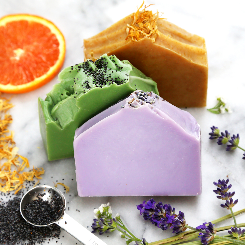 Natural Soap Kit for Beginners