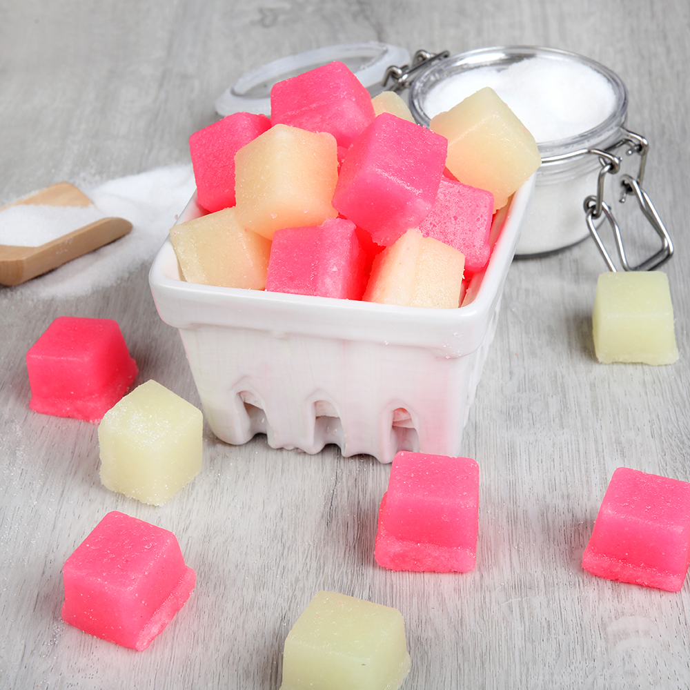 Sugar Scrub Cube Kit