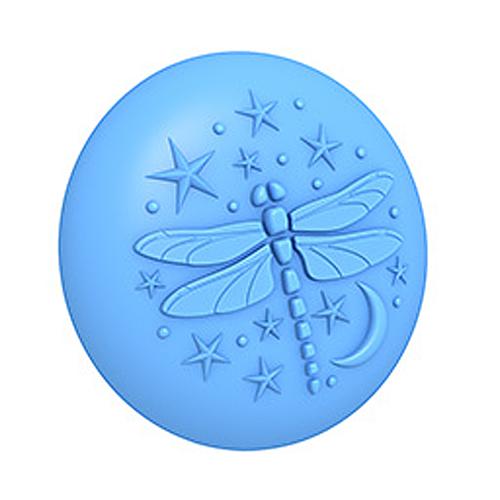 Celestial Dragonfly 3D Mold