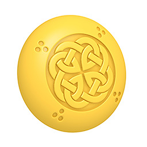 Celtic Kells Knot 3D Mold