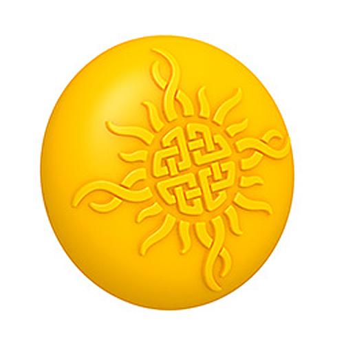 Celtic Sun 3D Mold