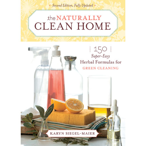 Naturally Clean Home, 1 Book