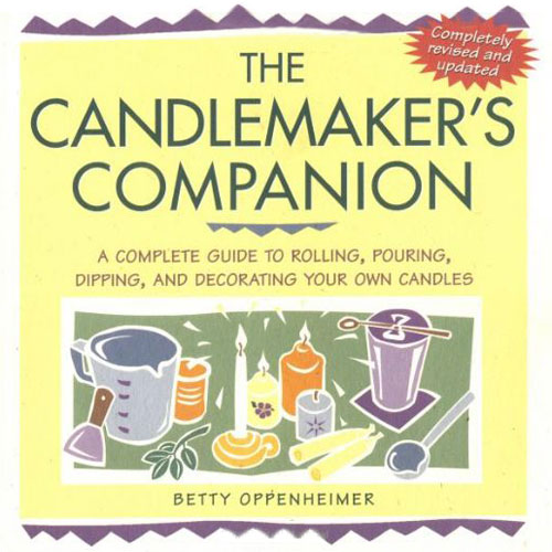 Candlemakers Companion Book