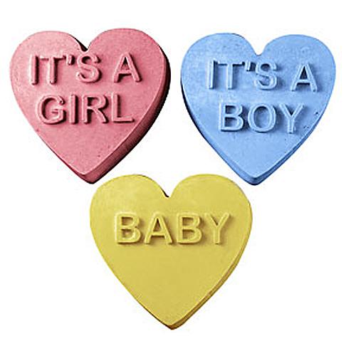 Baby Hearts Mold