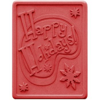 Happy Holidays Mold