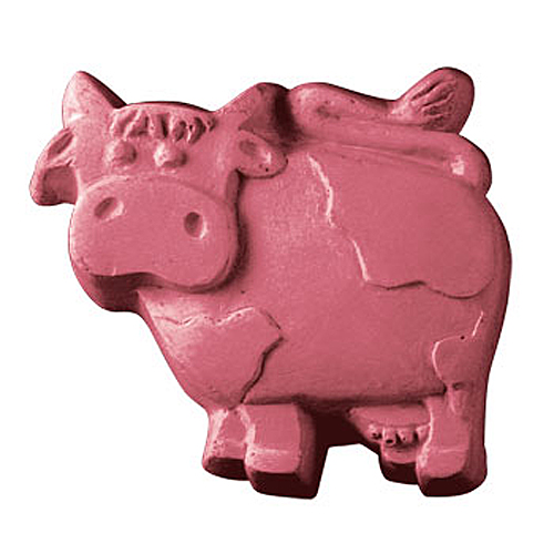 Cartoon Cow Mold