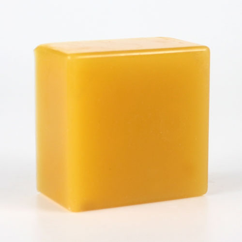 Soap Colored With Color Block