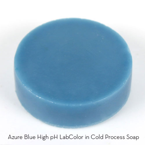Azure Blue High pH LabColor