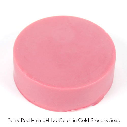 Berry Red High pH LabColor