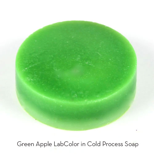 Green Apple High pH LabColor