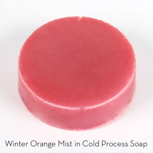 Winter Orange Mist LabColor