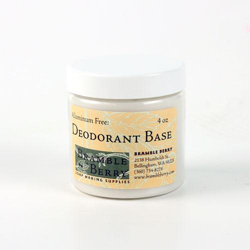 Aluminum Free Deodorant Base