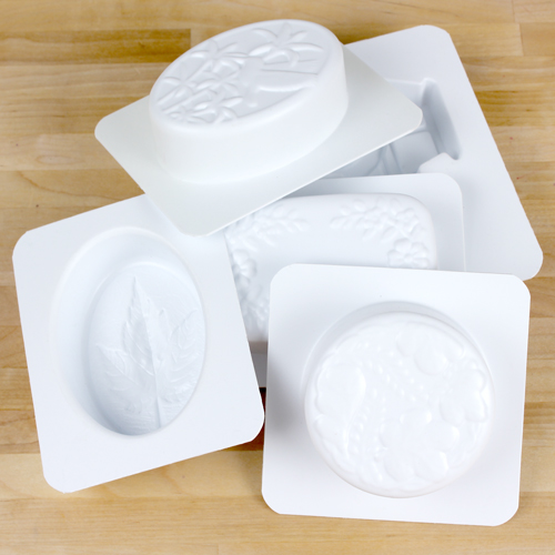 Oops Molds by ELF (5-Pack)