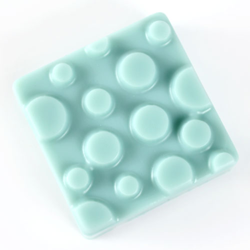 Modern Circles Soap Mold