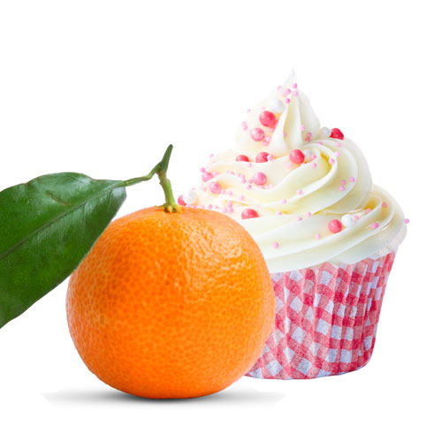 Clementine Cupcake Fragrance Oil
