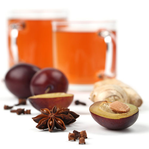 Discontinued -- Plum Tea Fragrance Oil