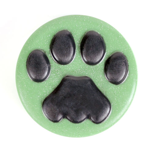 Guest Mini Paw Print Mold
