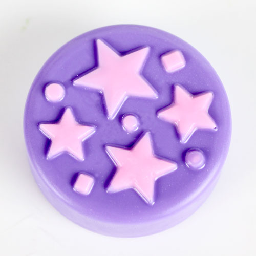 Guest Mini Party Stars Mold