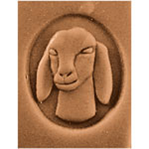 Goat Head Stamp