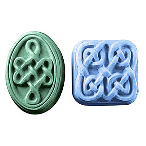 DISCONTINUED - Guest  Celtic Knots Mold