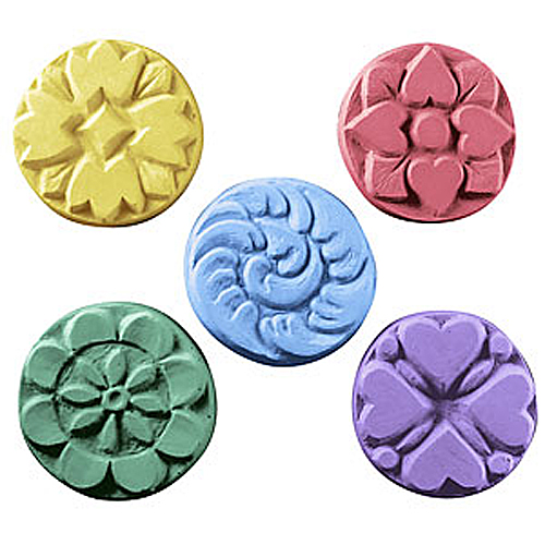 Guest Five Flowers Mold
