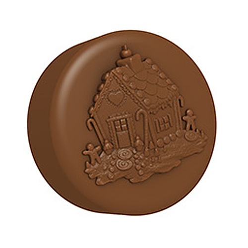 Guest Mini Gingerbread House Mold