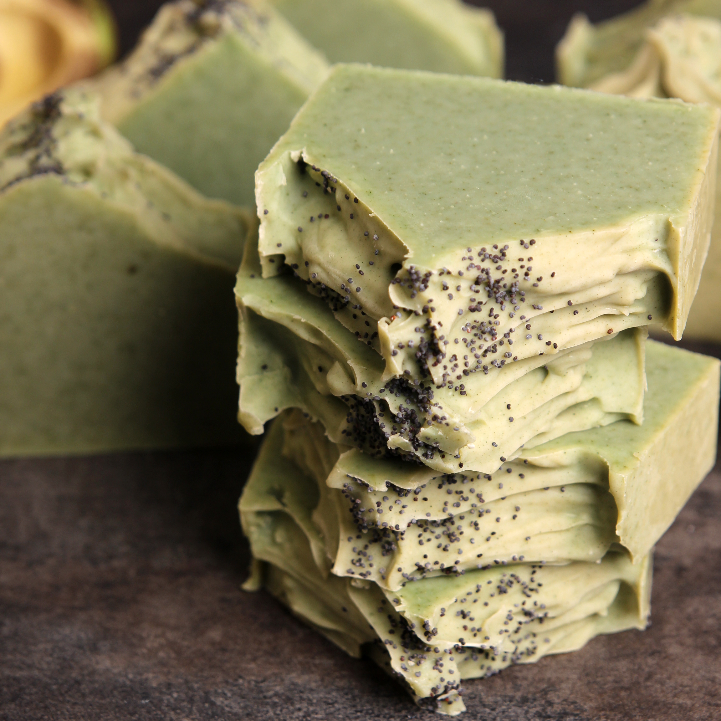 Avocado + Spearmint Cold Process Soap Kit