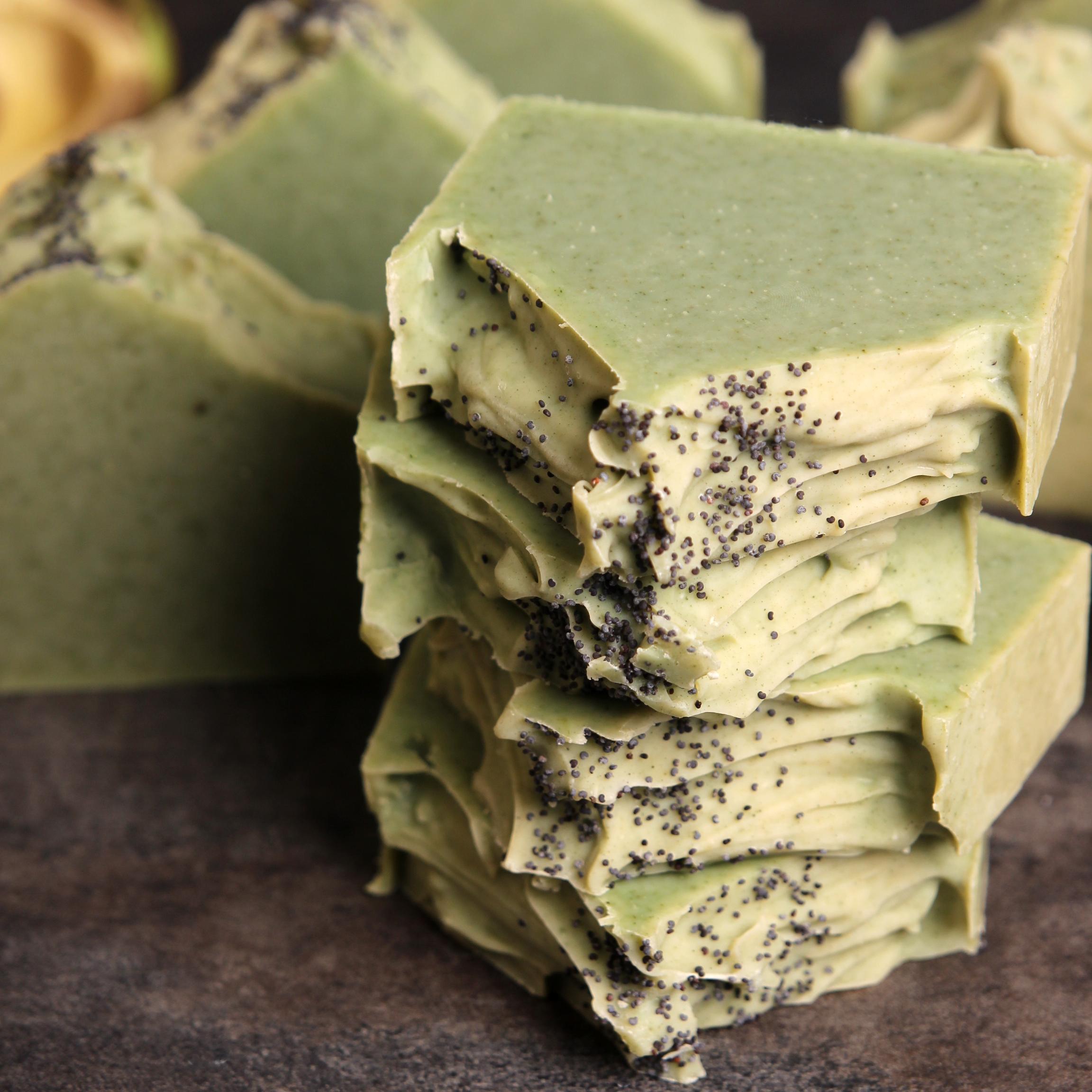 Avocado + Spearmint Cold Process Soap Kit