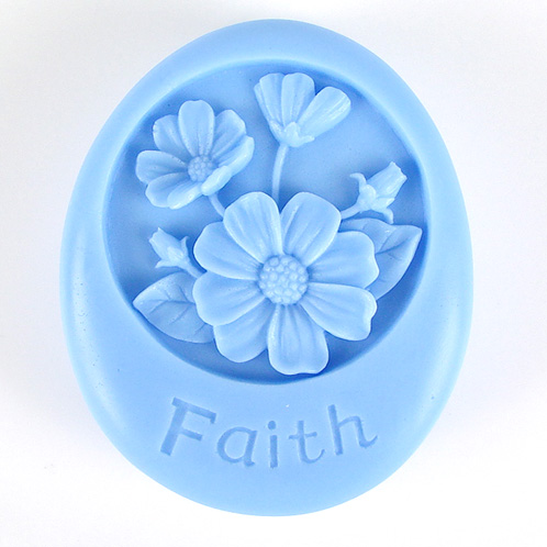 Kudos Faith Daisy Silicone Mold
