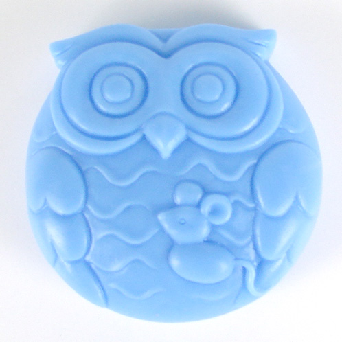 Kudos Mouse and Owl Silicone Mold