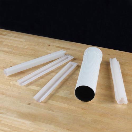 Mini Silicone Column Mold Kit