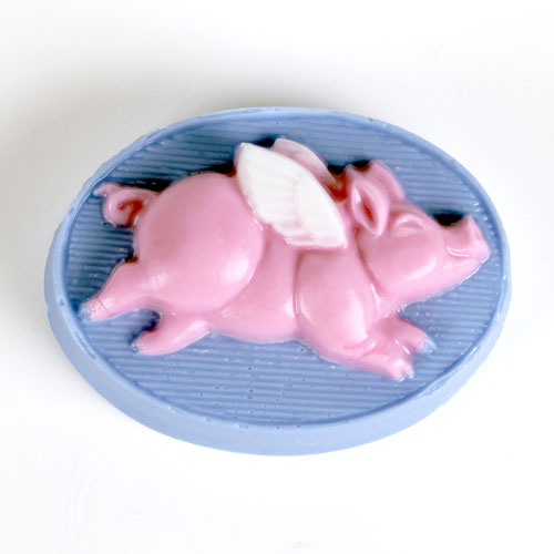 Flying Pig Mold