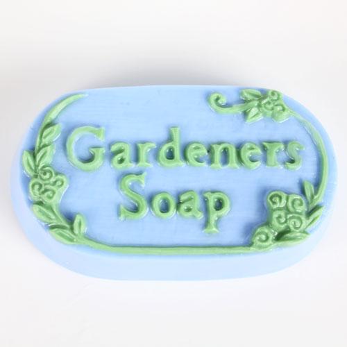 Gardener's Soap Mold